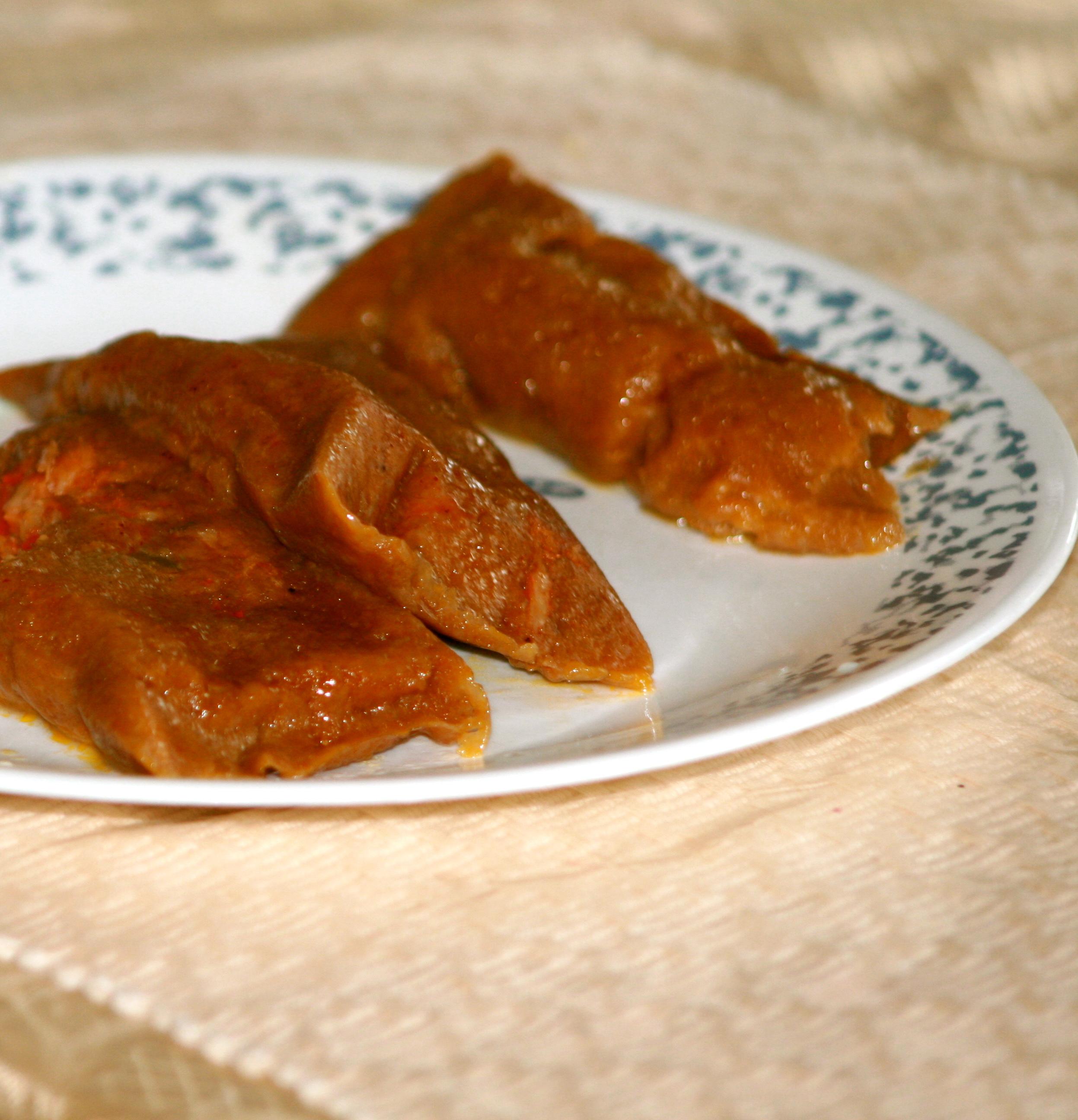 Vegetarian Banana Leaf Tamales Recipe — Dishmaps